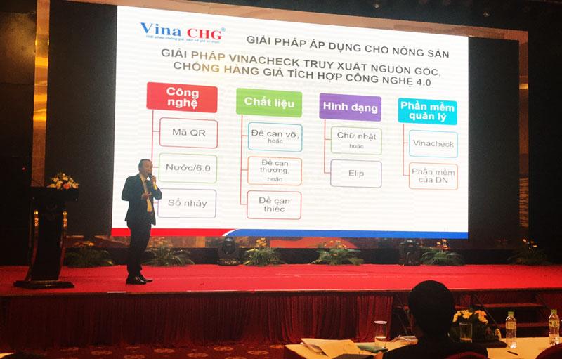 Diễn đàn công nghệ nông nghiệp và thủy sản Mê Kông 2018, nguyễn viết hồng, vina chg