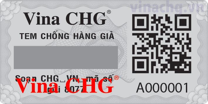 Một ứng dụng của mã QR code trong tem chống hàng giả