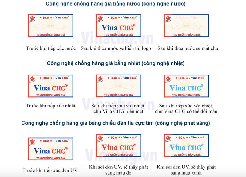 tem chống giả, mẫu tem chống hàng giả, đăng ký in tem chống giả