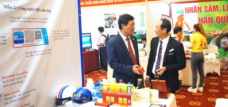 Thứ trưởng Bộ KH&CN Trần Văn Tùng, vina chg