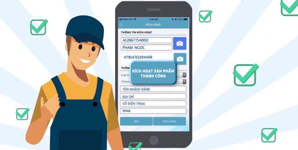tem bảo hành, tem bảo hành điện tử, tem bảo hành điện tử là gì