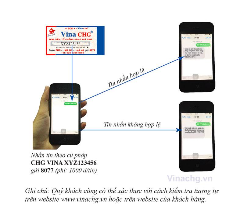 Thế nào là tem chống giả SMS, lợi ích tem chống giả SMS là gì? 1