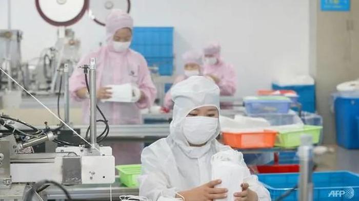 Loạt công ty khẩu trang Trung Quốc đóng cửa vì kém chất lượng 1