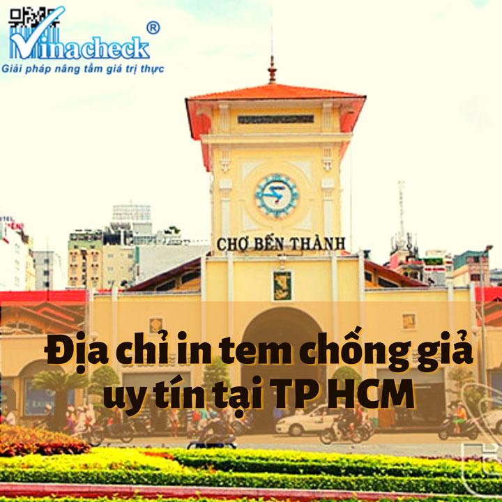 Địa chỉ in tem chống giả uy tín tại TP Hồ Chí Minh