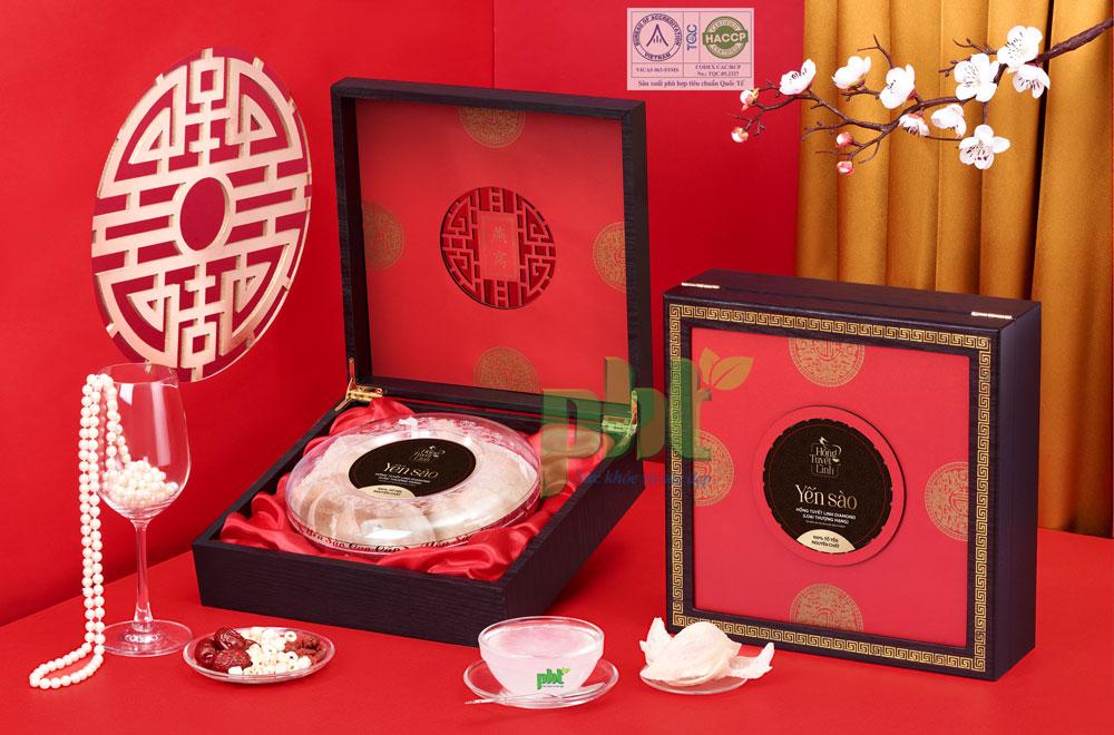 Kiểm tra sản phẩm Phú Hồng Thành bằng tem chống hàng giả 1
