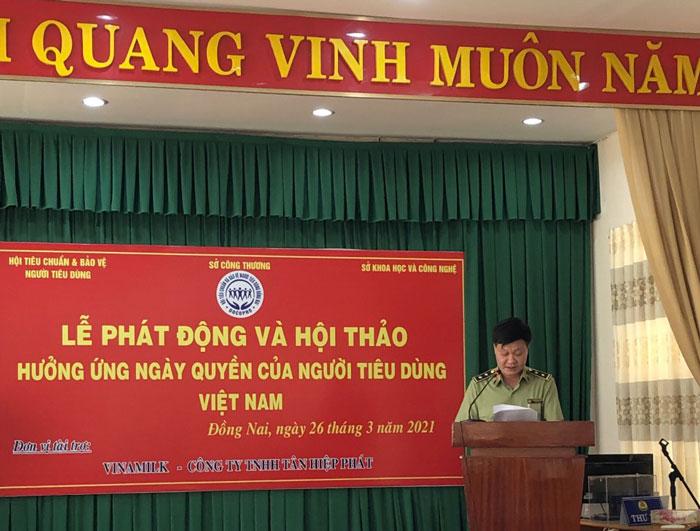 Vina CHG hưởng ứng ngày Quyền của người tiêu dùng Việt Nam
